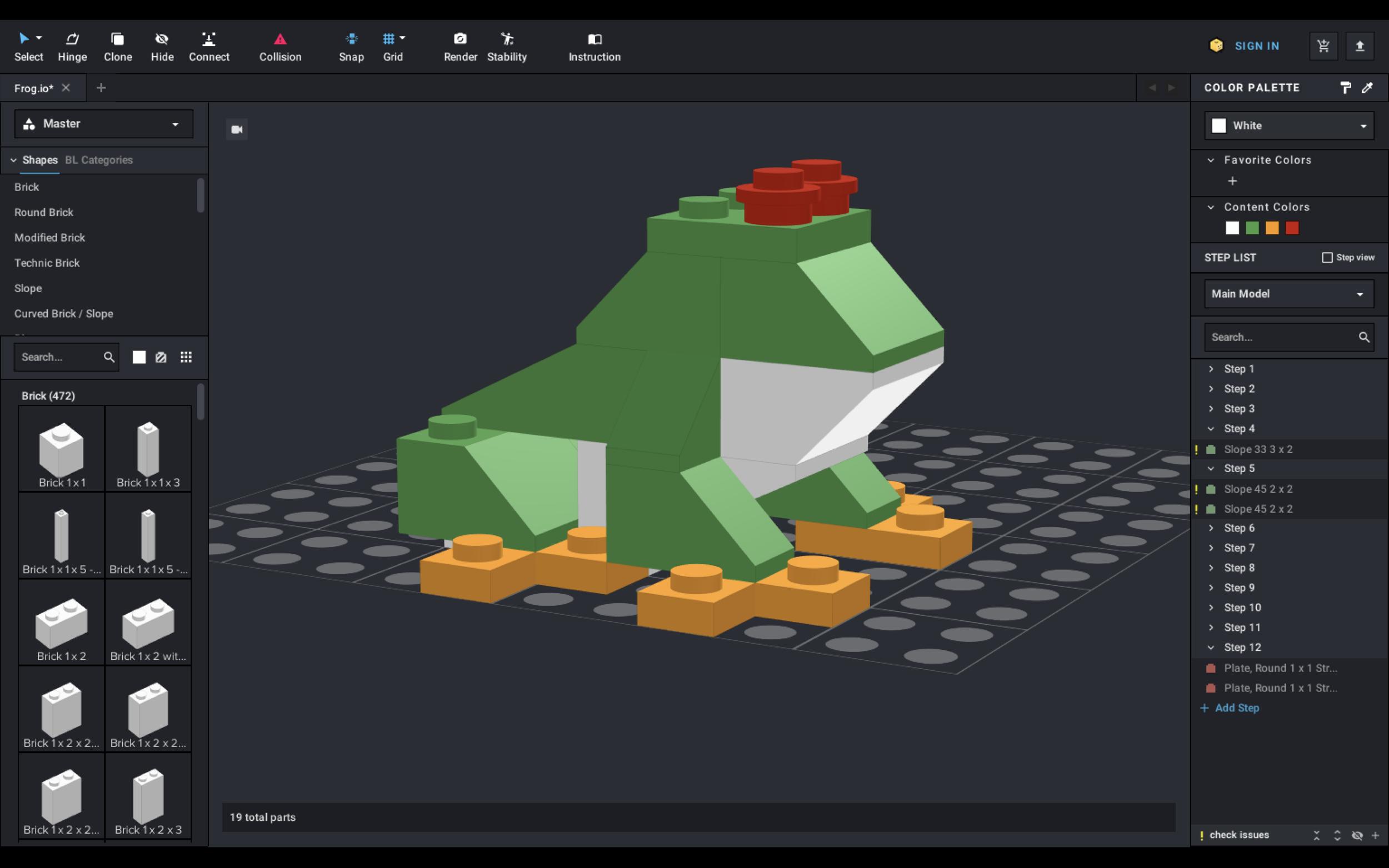 Lego Digital Builder Brick Works Academy