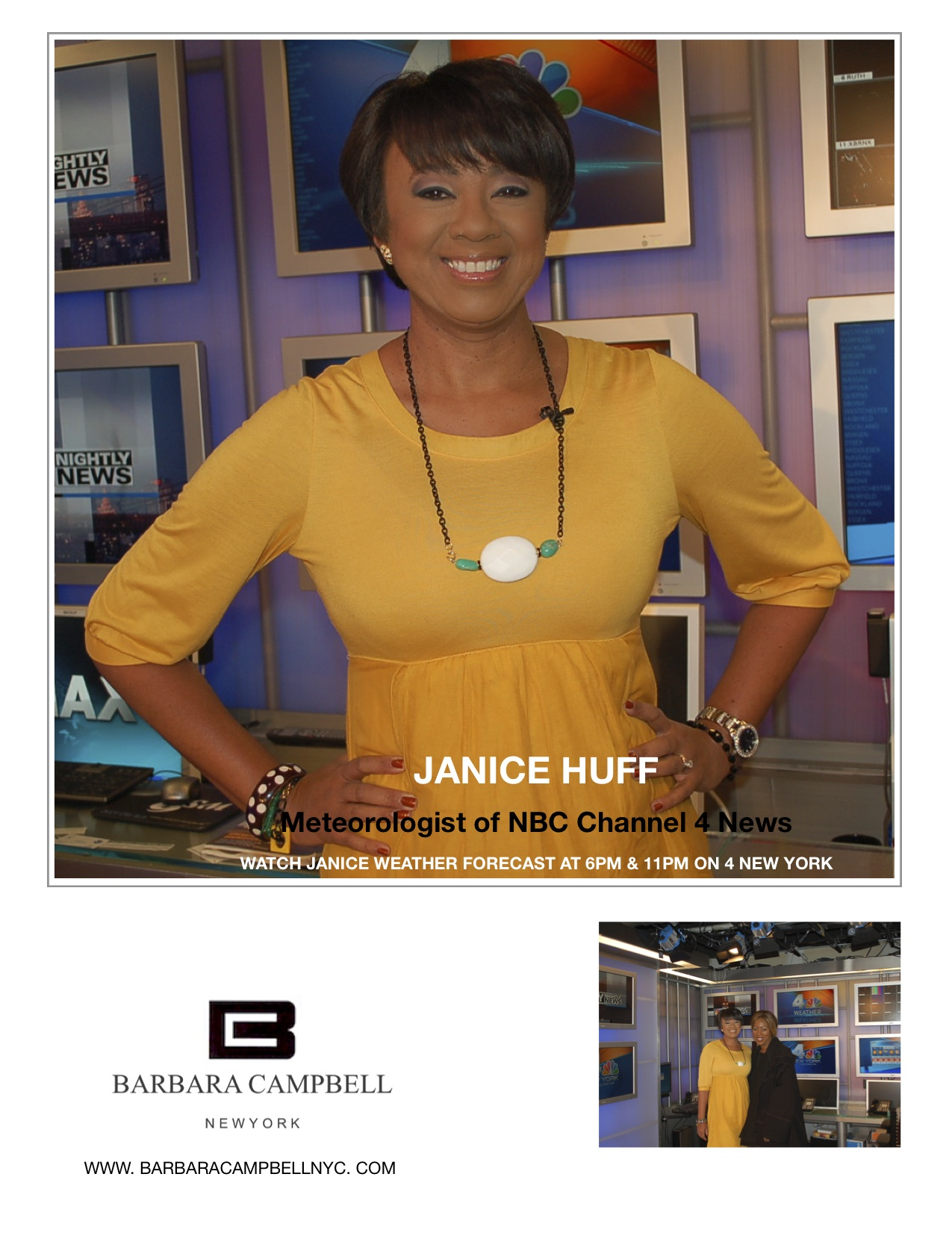 celebrity love barbara campbell jewelry Janice Huff.jpeg