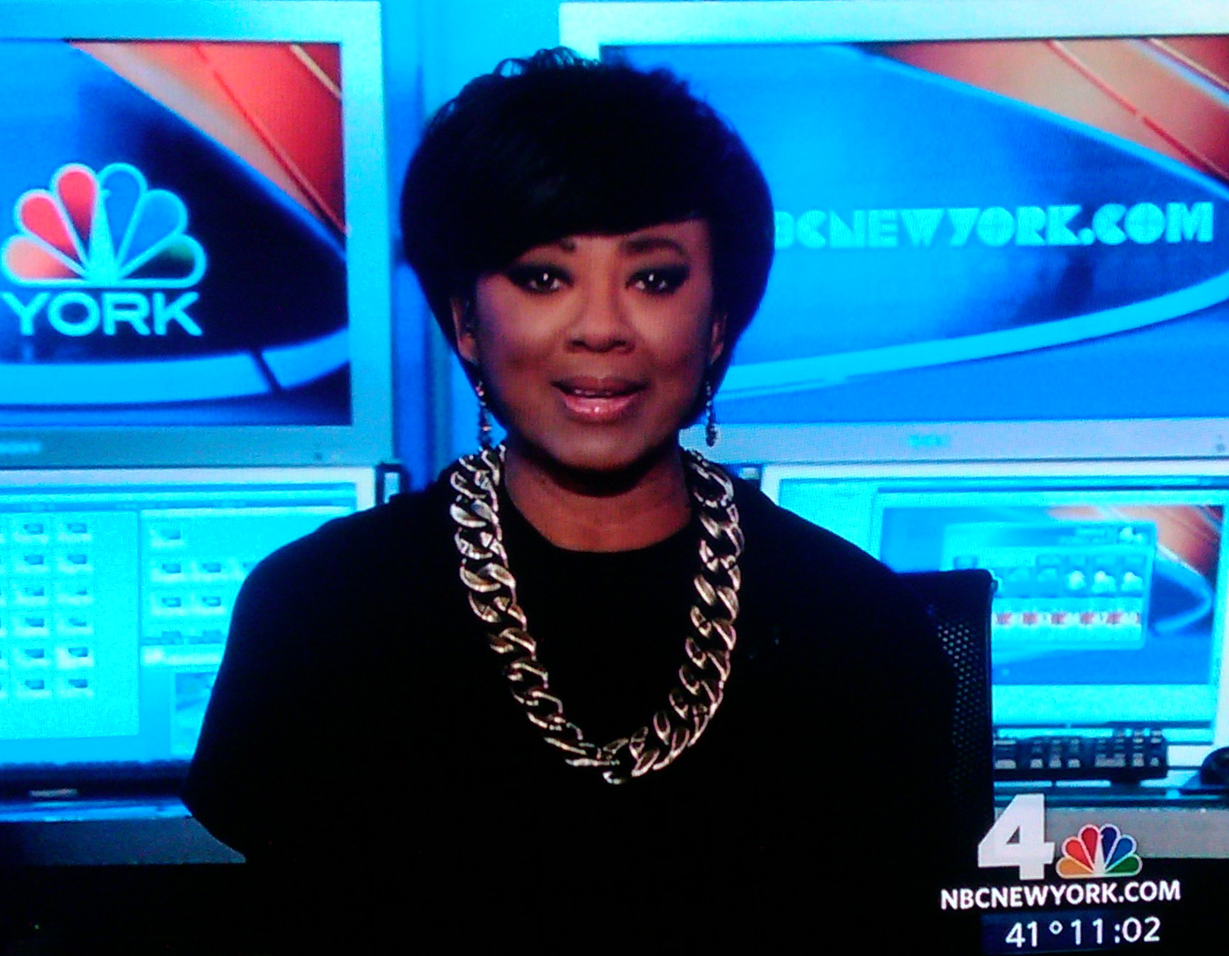 Meteorologist- Janice Huff of NBC New York Channel 4 News.jpeg