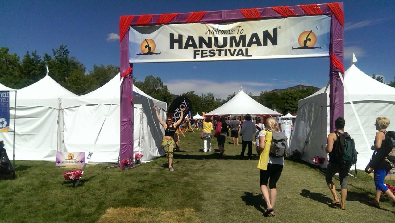Hanuman Yoga Festival, Boulder, Colorado