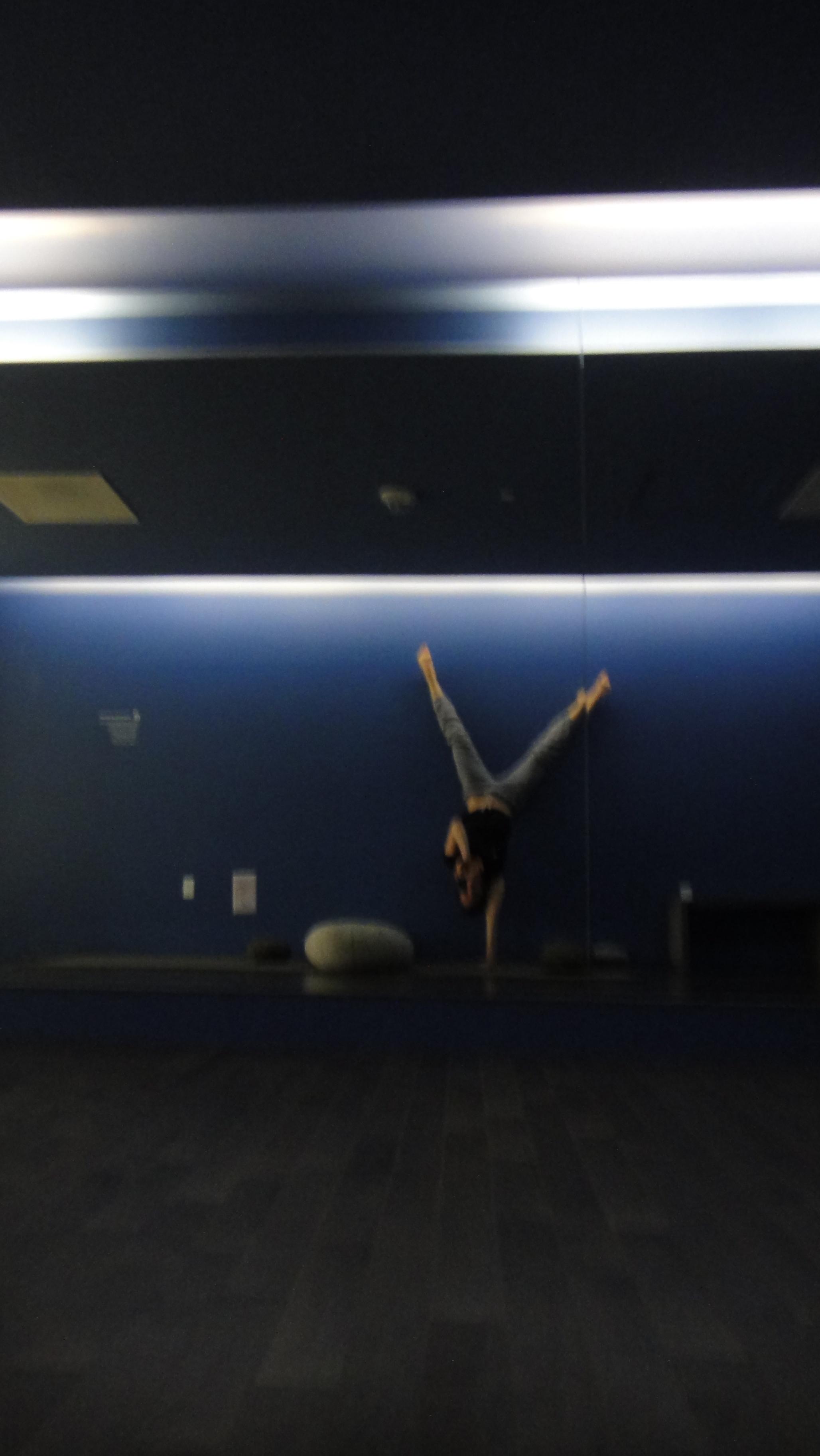 San Francisco Airport Yoga Room