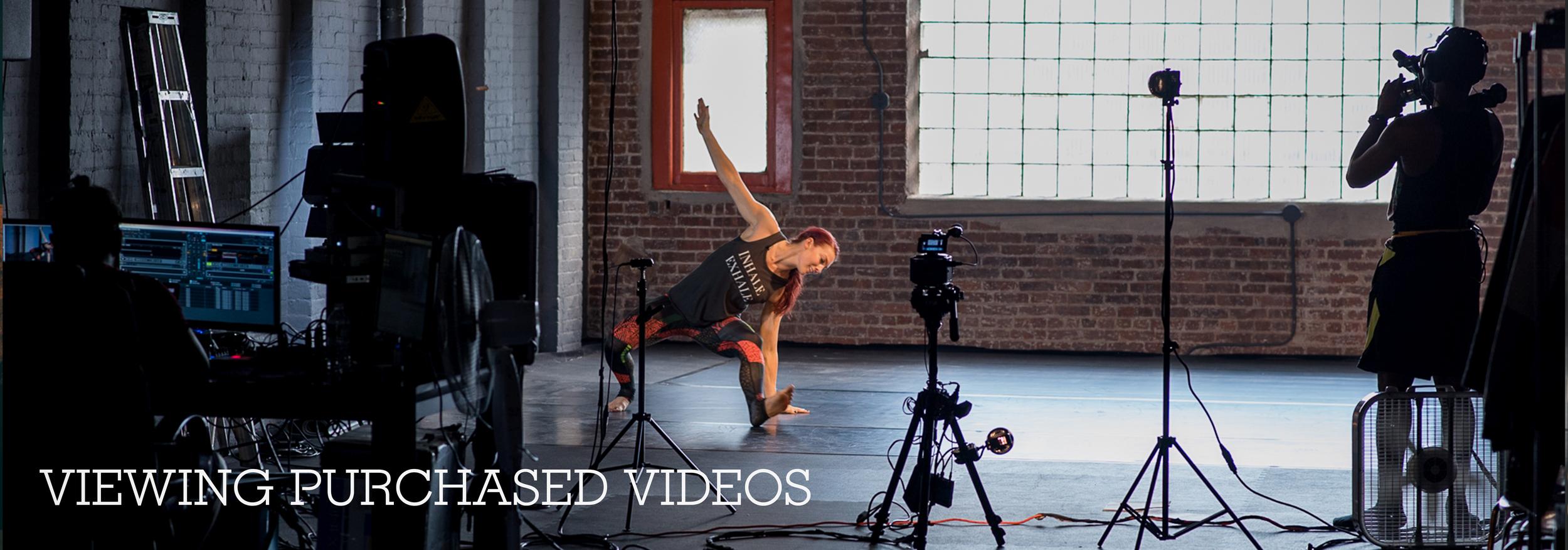 Flow Movement Videos