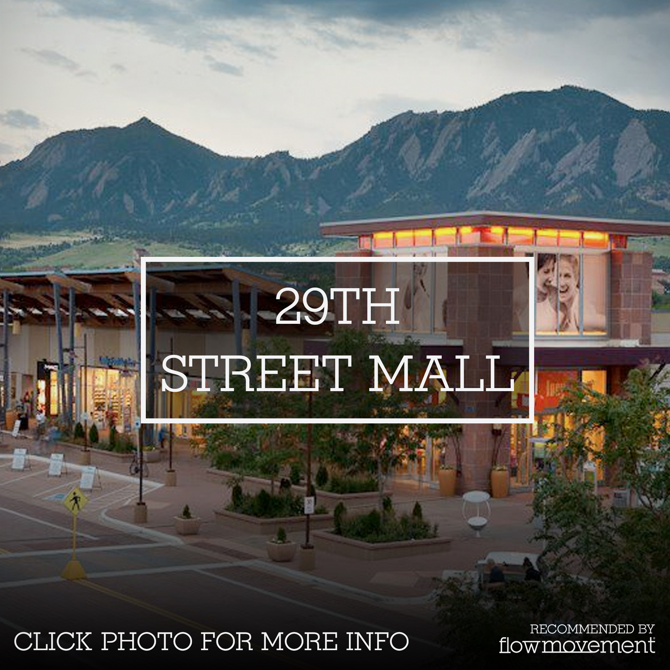 29th st mall boulder colorado