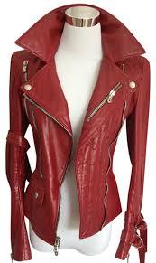 Dolce & Gabbana moto jacket...imagine it over leopard...