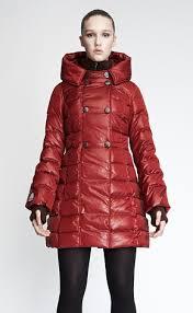 Wonderful down pea coat