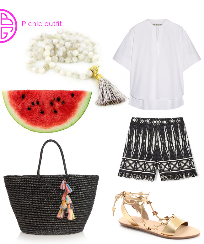 picnic, outfit inspiration, budhagirl