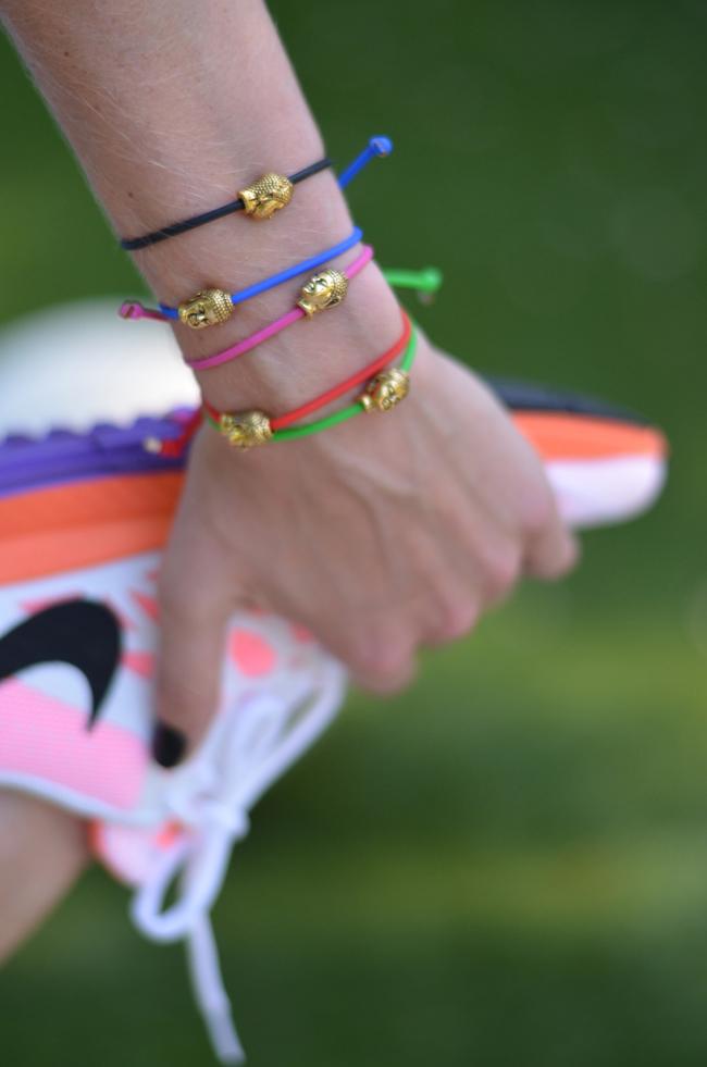 Verve bracelets, BuDhaGirl