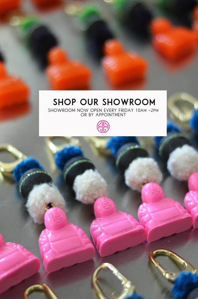 Budhagirl, showroom