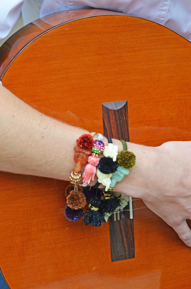 Budhagirl, albertina wristlette