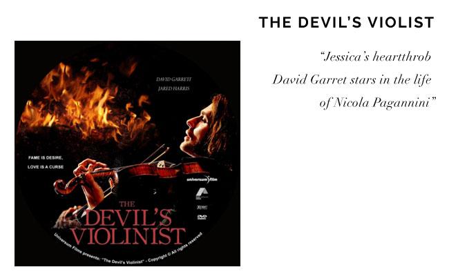 [ The Devil's Violinist ]