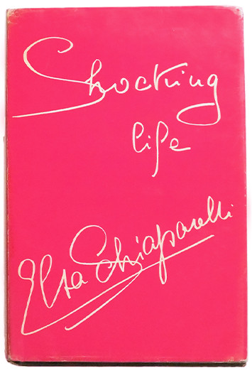 No pink story would be complete without Schiaparelli.