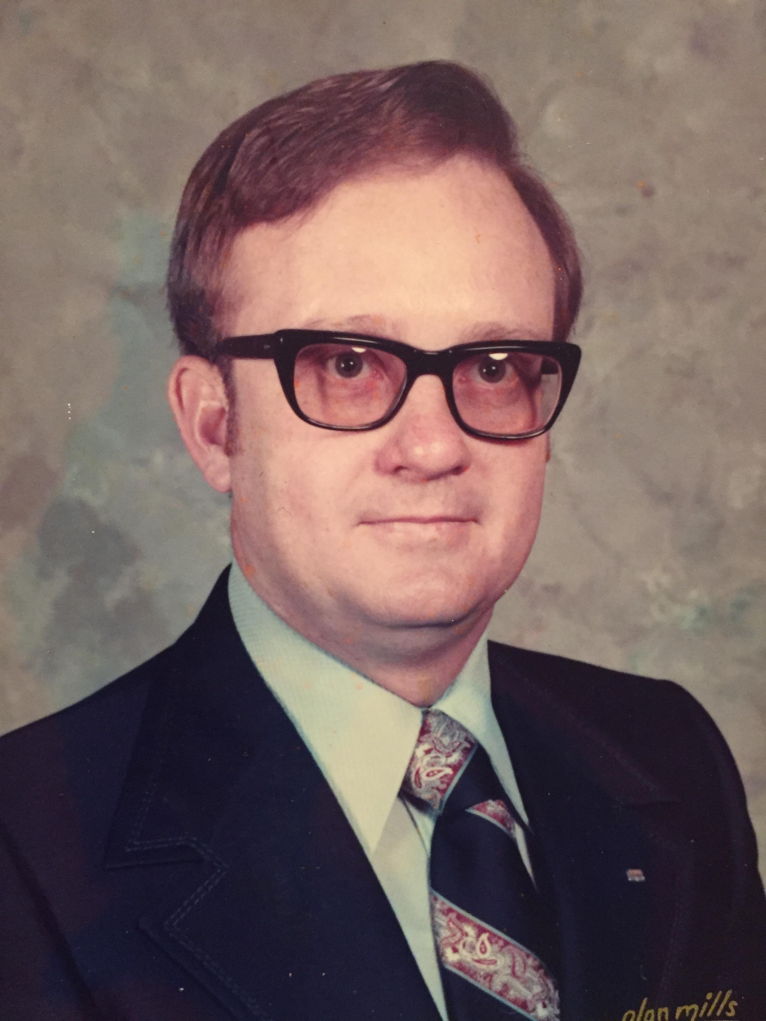 My dad circa 1970.