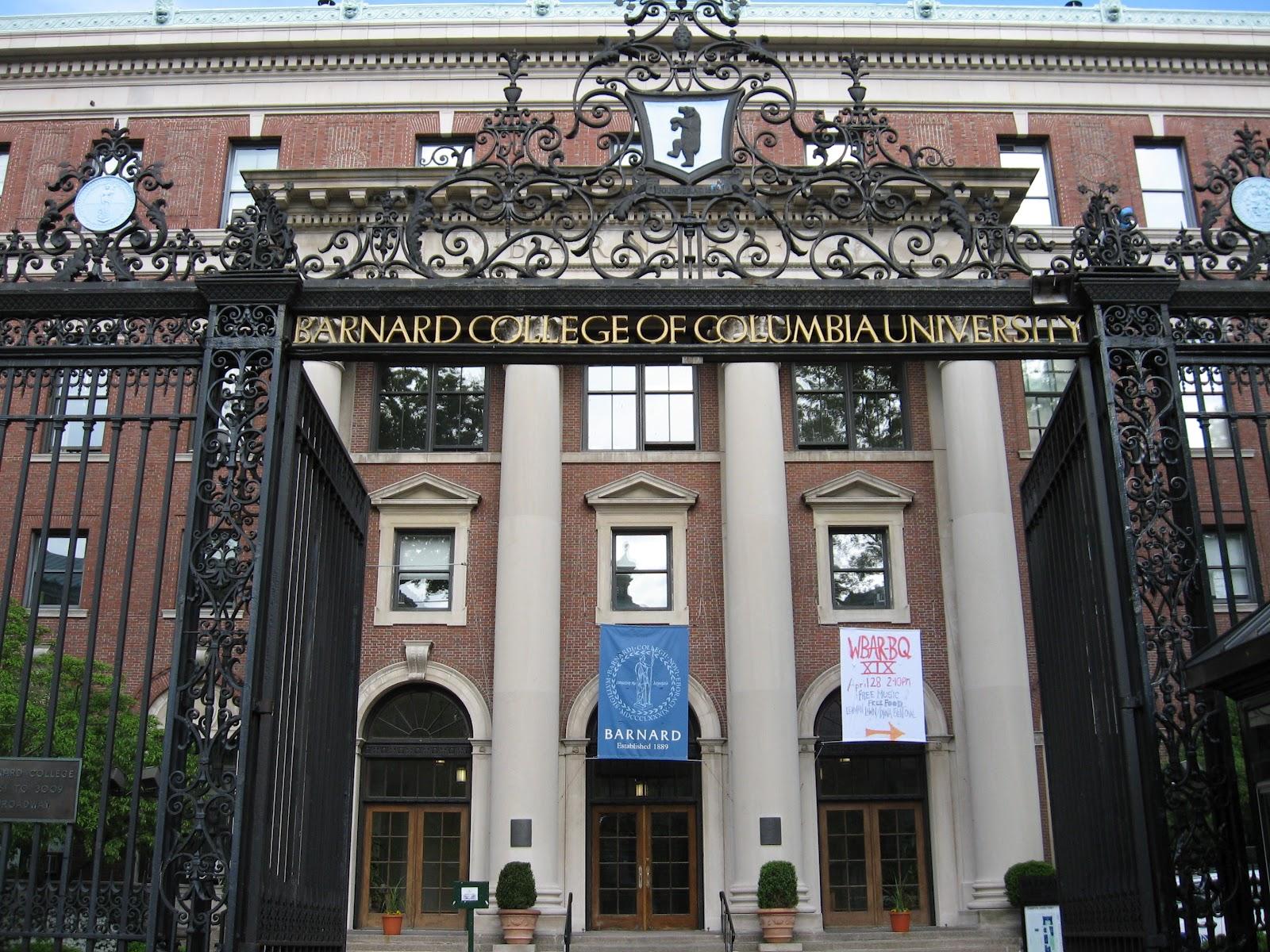 Barnard College, New York City, NY