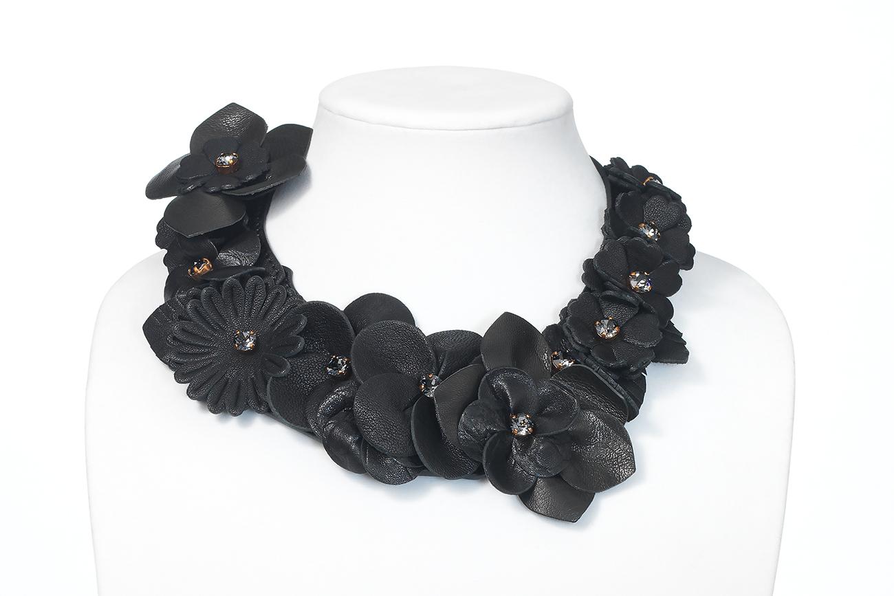 Fiori Bib Necklace