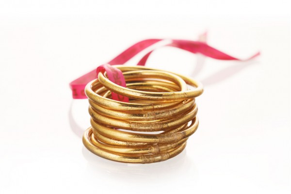 BuDhaGirl  All Weather Bangles will help you bring the practice of intention-setting to your day in a beautiful way.