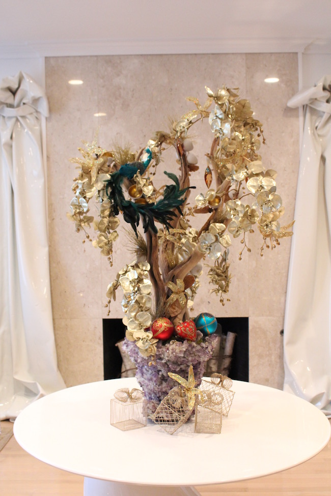 A party isn't complete without a festive centerpiece or two!