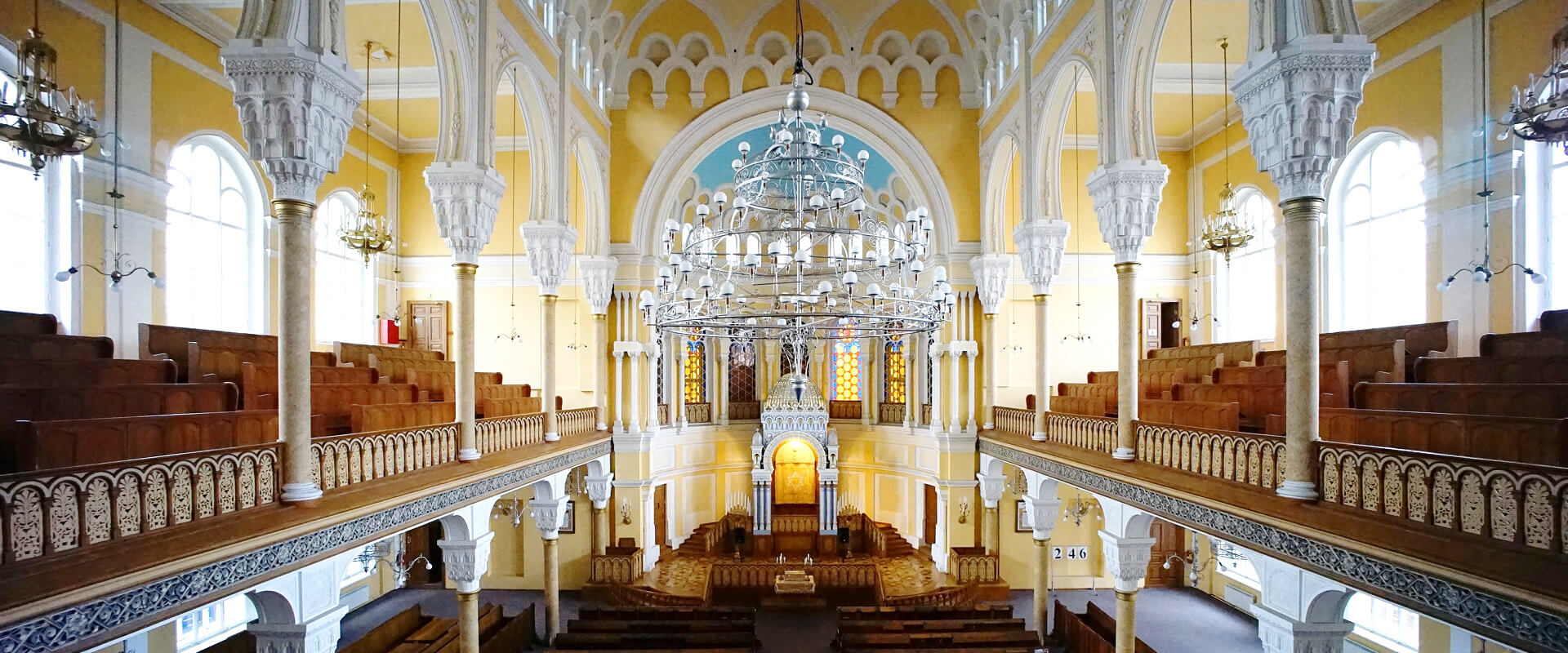 Grand Choral Synagogue, Russia