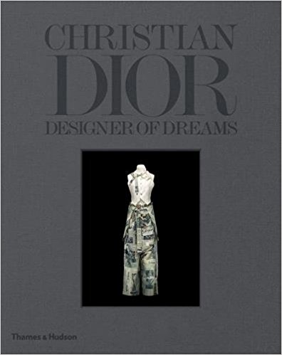 Christian Dior: Designer of Dreams   // Exploring the classic elements of Dior in depth, the book covers the concept of line and architecture in fashion, the influence of history and art and the use of color. The beautiful book also touches on gardens as sources of inspiration and pays homage to the brand's famous muses and clients.