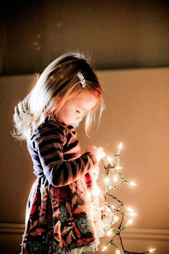 Childlike Joy : We're surrounded by the pure joy and curiosity of children every day, but during the holidays, it's particularly easy to see and appreciate it. How can you incorporate this simple, joyous attitude into your life?