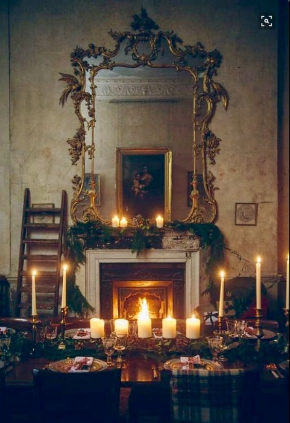 """The Light : The physical and metaphorical light makes this a wonderful time of year. From the glow in the fireplace to having old friends close by, there are all kinds of """"lights"""" to appreciate the next few weeks. Which lights are shining brightest for you this holiday?"""