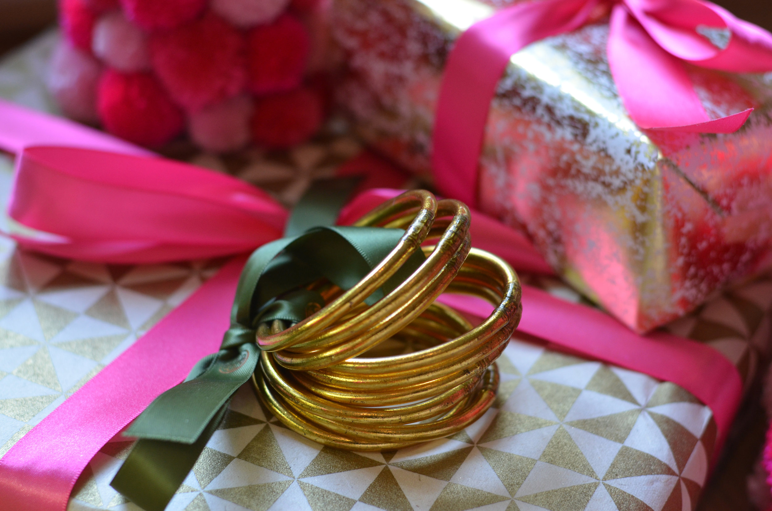Give the Gift of All Weather Bangles