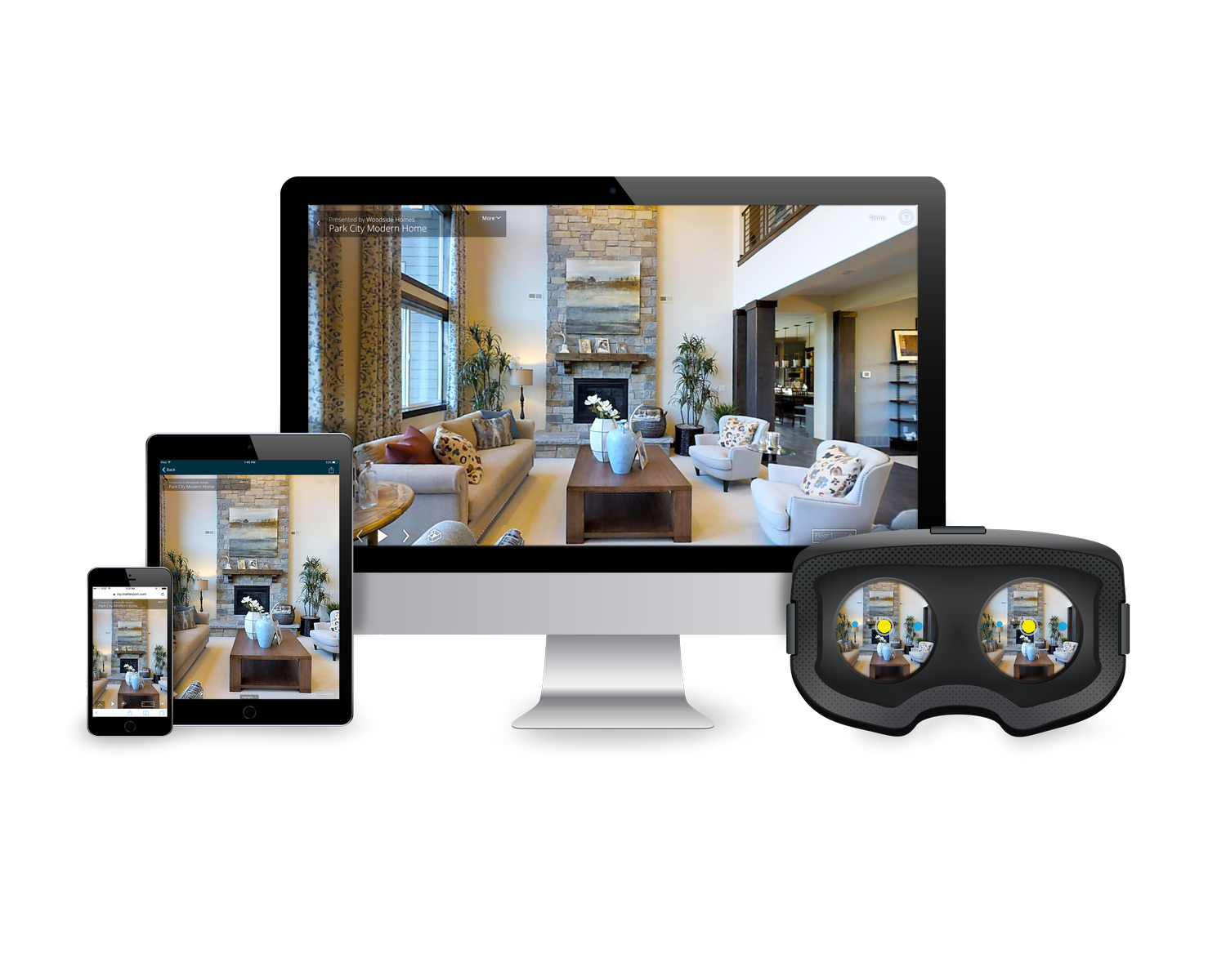 Matterport 3D Virtual Tours  are the most realistic, immersive way to experience a property online.