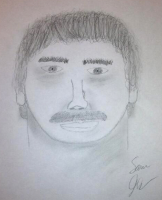 Sketch drawn by Mora HS student, 2013.