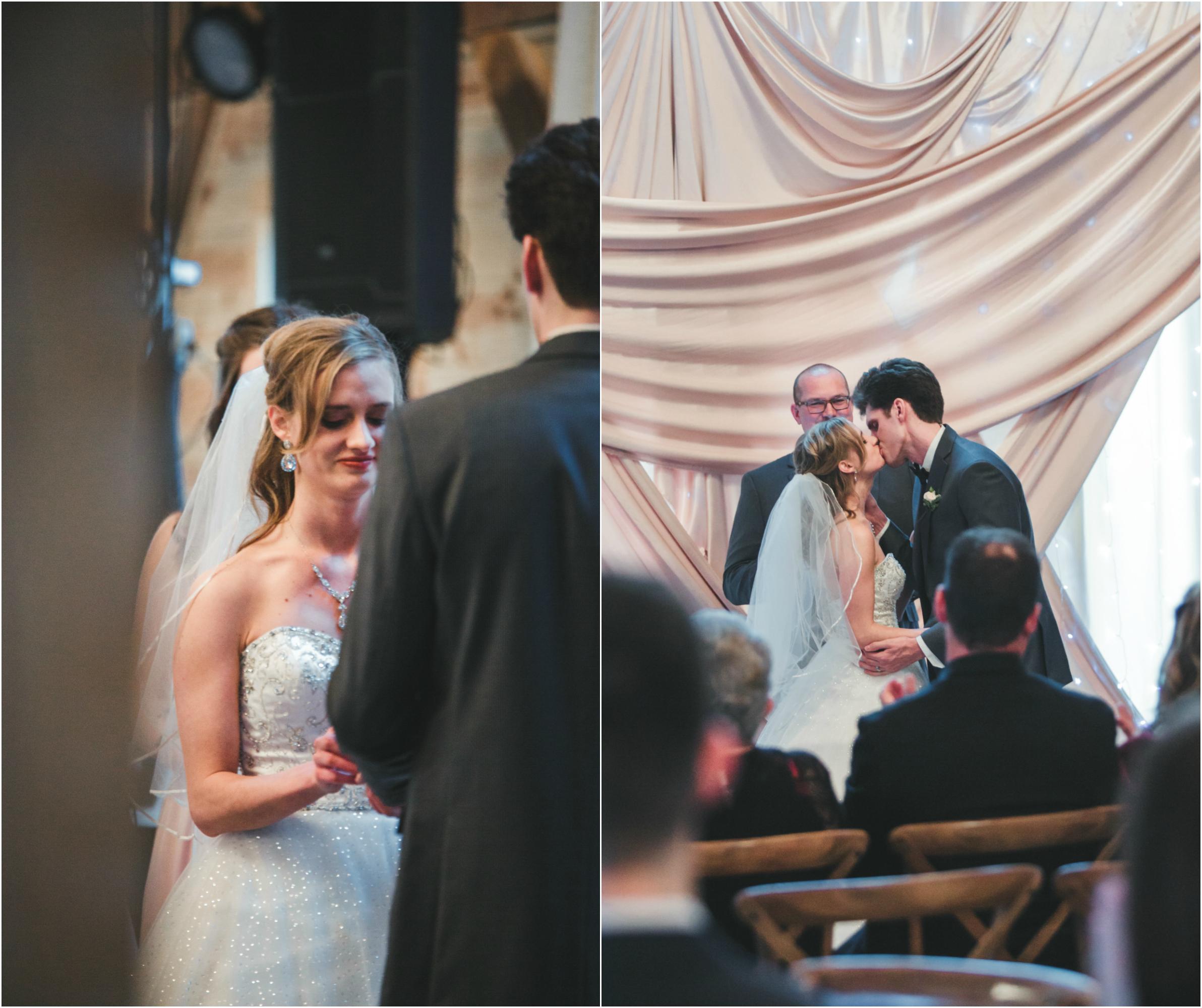 sioux falls wedding first kis.jpg