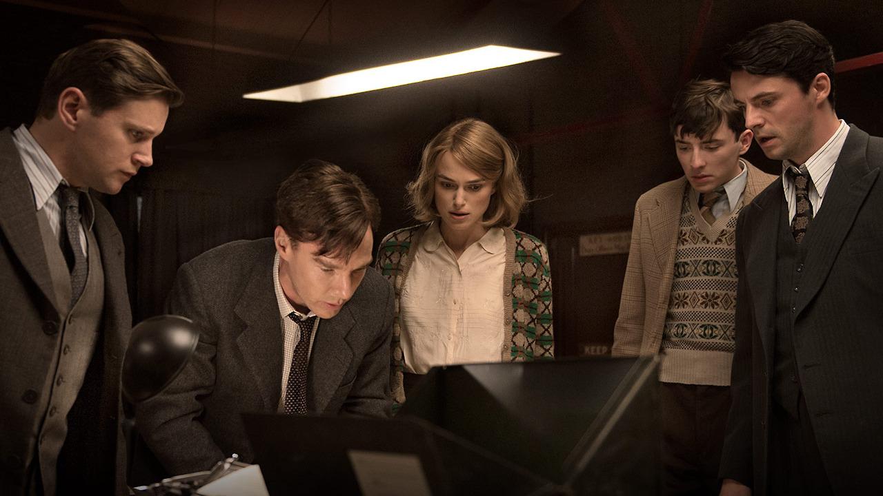 Review The Imitation Game 2014 Benedict Cumberbatch Keira Knightley Dir Morten Tyldum The Movie Seasons
