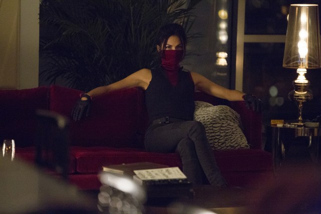 Elektra brings new danger to Daredevil's life
