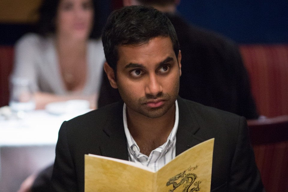 Aziz Ansari breaks through with noms for himself in acting, directing and writing