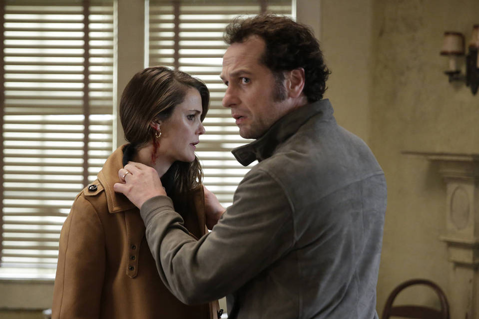 'The Americans' finally lands deserved noms for stars Mathew Rhys and Keri Russell