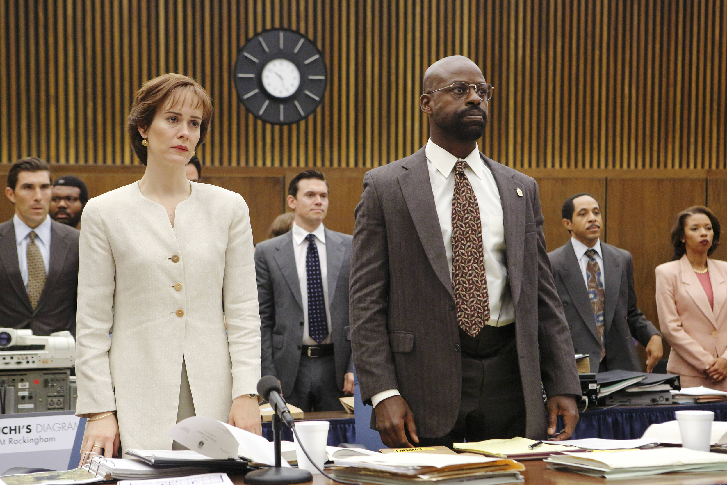 'People vs. OJ Simpson's' stellar cast set to take home lots of Emmy gold