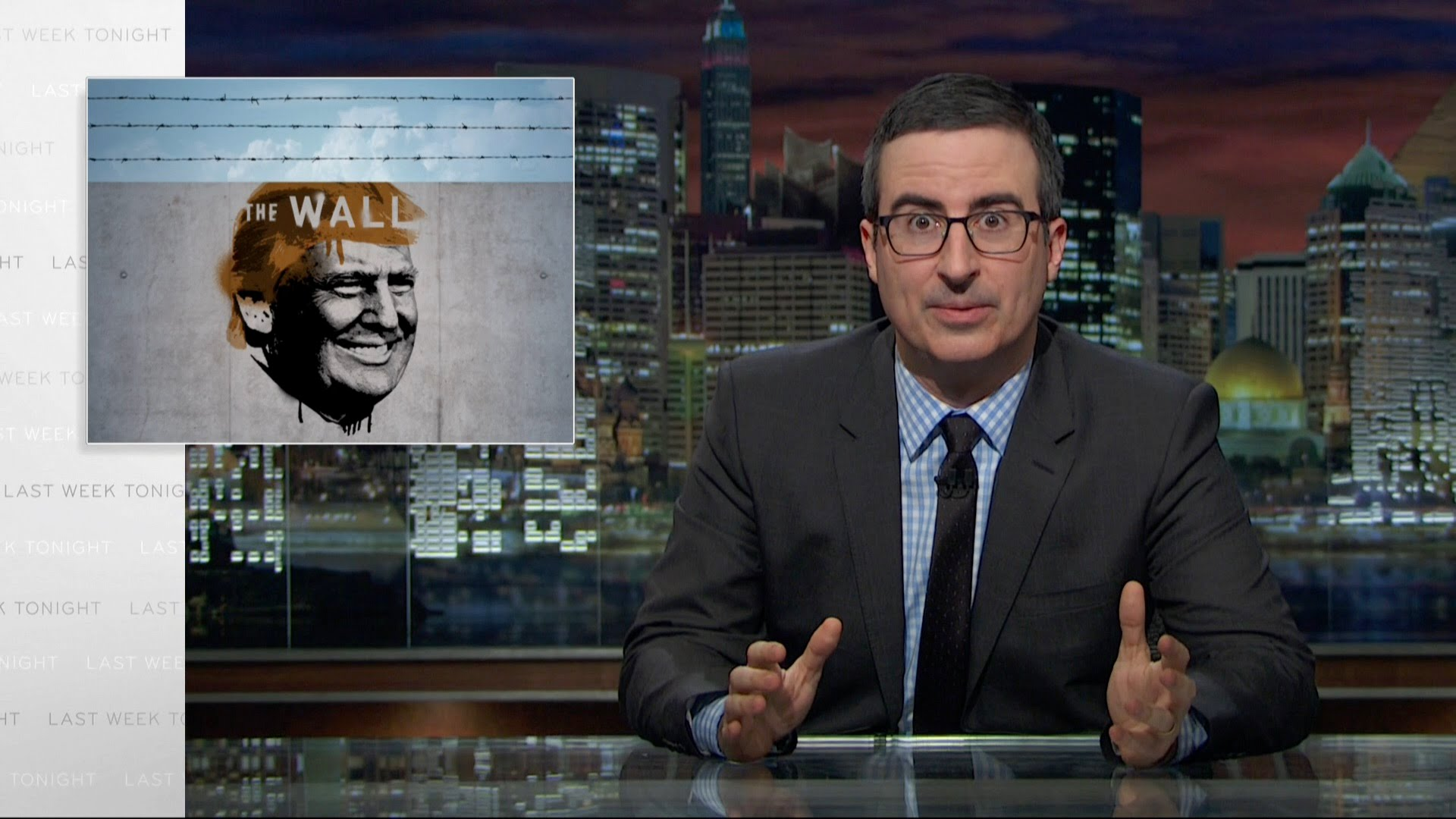 With no Colbert/Daily Show in the mix, John Oliver is the frontrunner to win his first Emmy