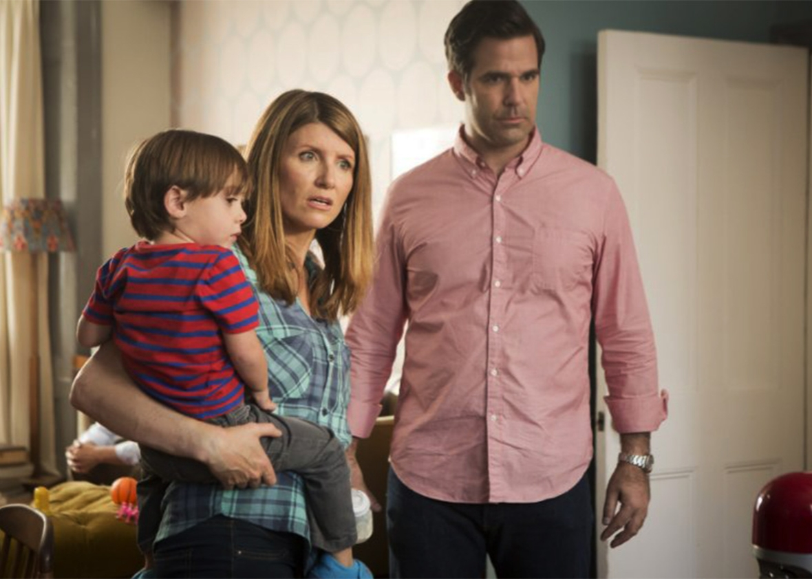 'Catastrophe' lands a writing nom for the funniest show on TV