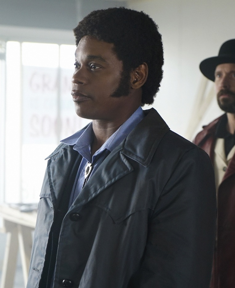'Fargo' breakout Bokeem Woodbine gets recognition for his scene-stealing assassin