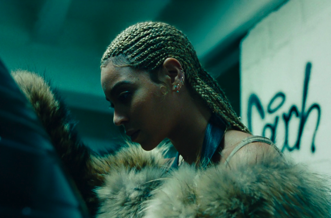 Beyonce is nominated for 'Lemonade'