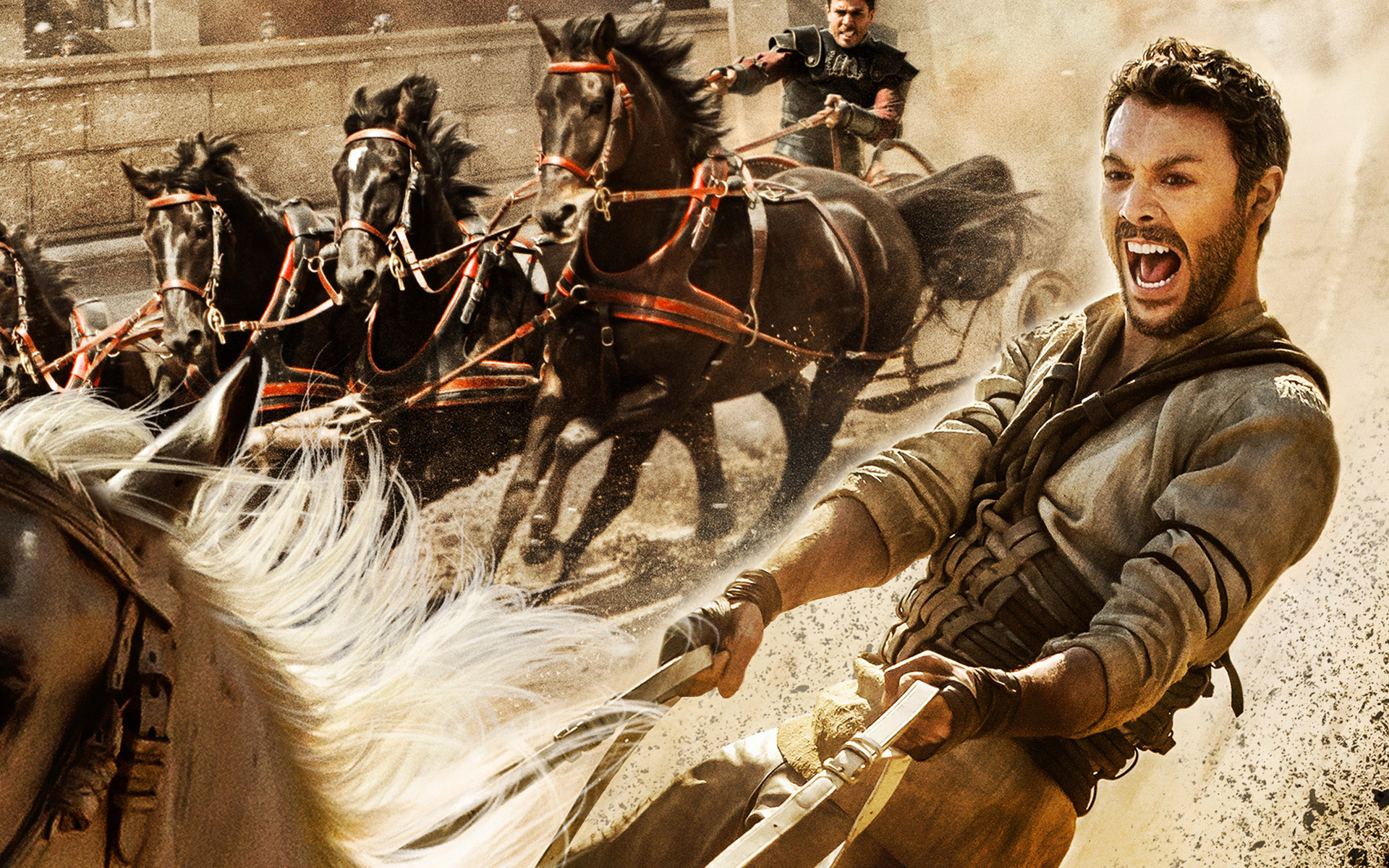 'Ben-Hur' is an epic flop for Paramount