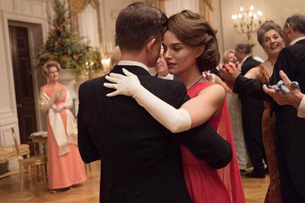 'Jackie' gets nods for Feature, Director and Actress