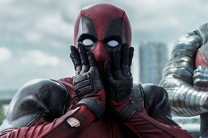 'Deadpool' lands some acknowledgment in comedy and action categories