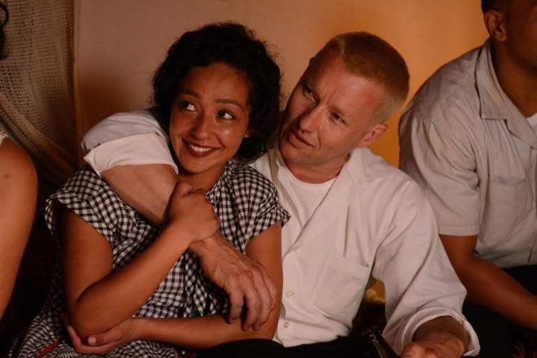 The leads from 'Loving' were recognized by the Globes