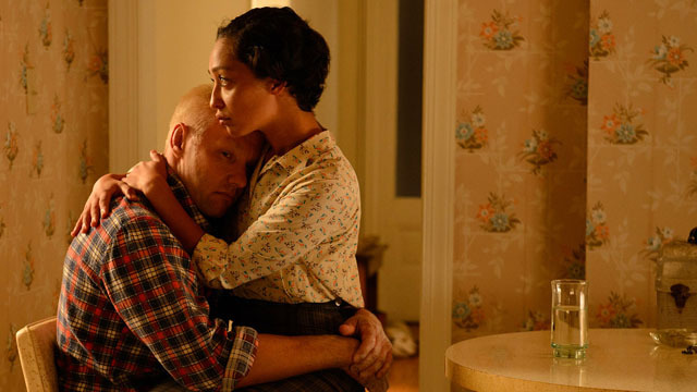 'Loving' is nominated for original screenplay at WGA, but is only eligible for the packed adapted category at the Oscars