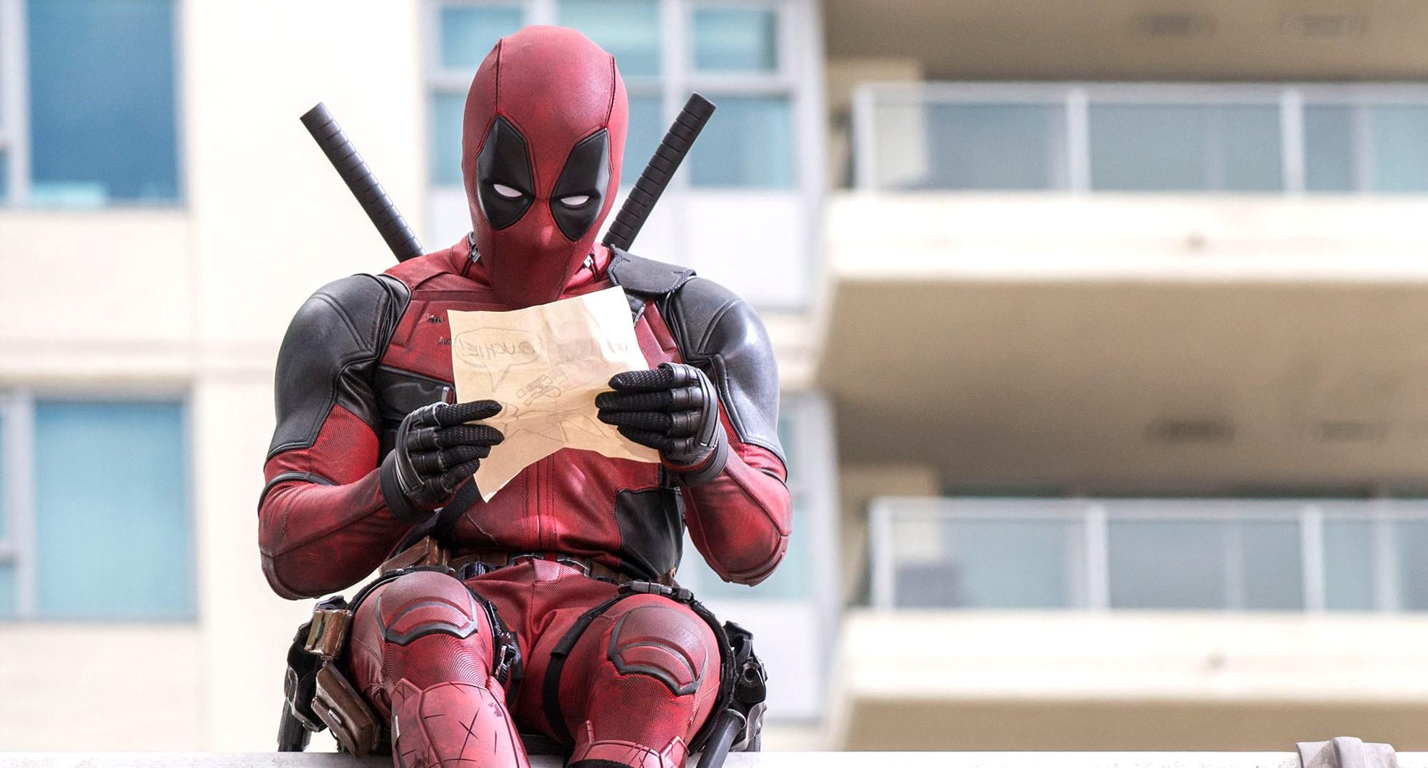 Can 'Deadpool' get a surprise Oscar nod for screenplay?
