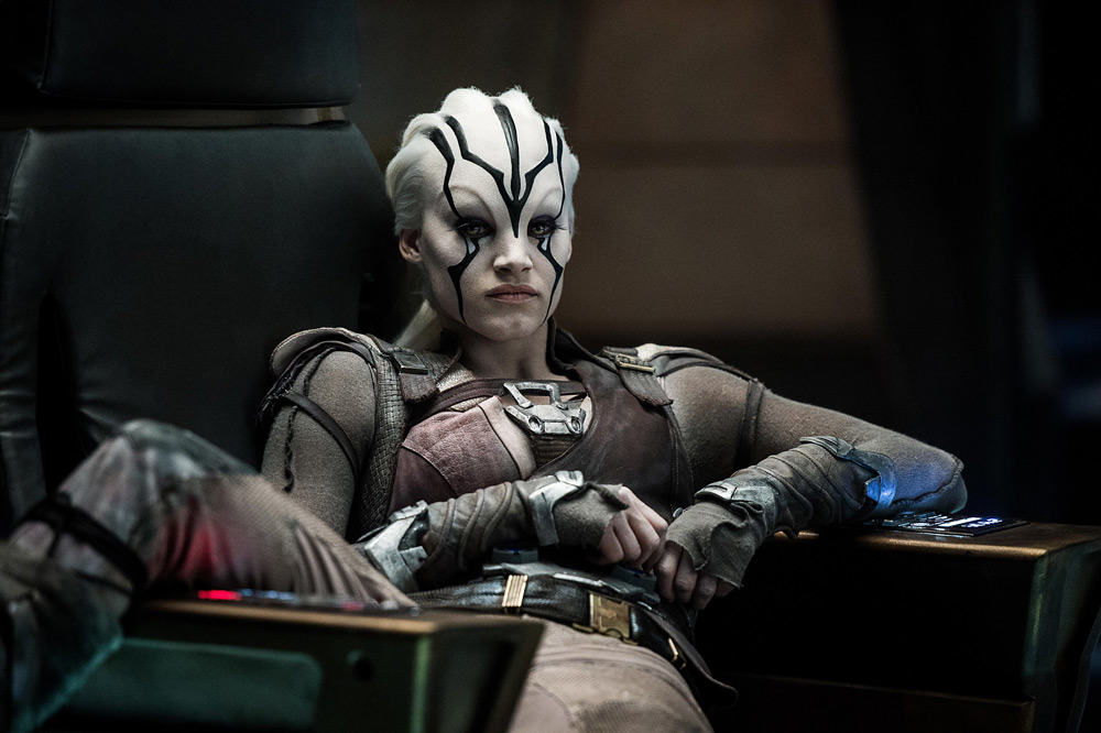 'Star Trek Beyond' holds a claim to best makeup over 'Suicide Squad'