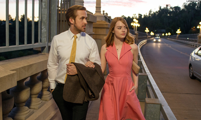 'La La Land' looks set to walk away with lots of Oscars