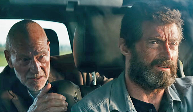 The 'X-Men' franchise bids farewell to Wolverine and Professor X
