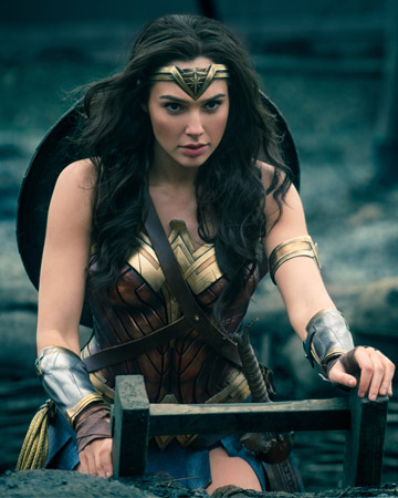 A 'Wonder Woman' shutout is kind of an insult