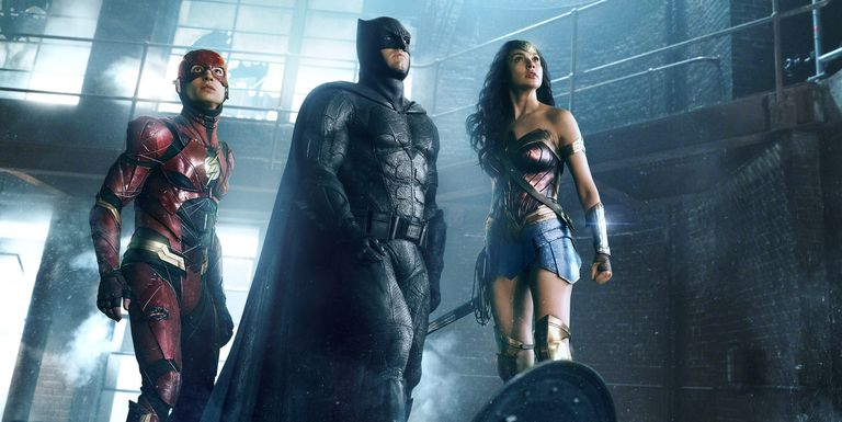 The new Justice League is kind of a bust