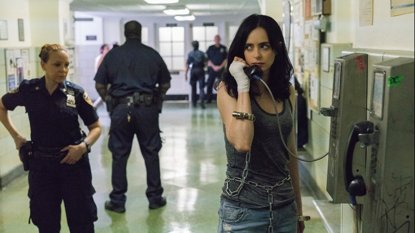 Unfortunate missteps and bad writing plague Season 2 of the once great 'Jessica Jones'