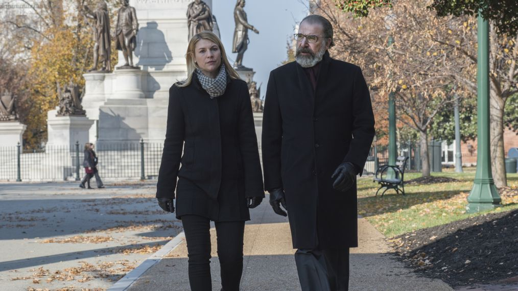Carrie and Saul plan another mission to save the country